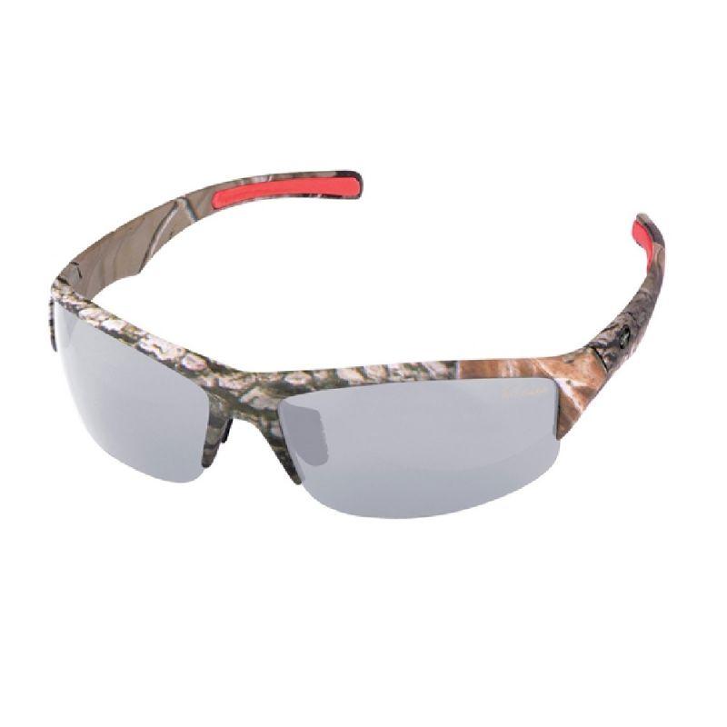 Gamakatsu G-Glasses Wild gris clair - mirror