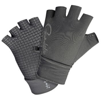 Gamakatsu G-Gloves Fingerless noir  X-large