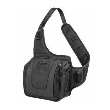 Gamakatsu G-Shoulder Bag zwart roofvis roofvistas