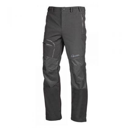 Gamakatsu G-Softshell Trousers zwart visbroek Large