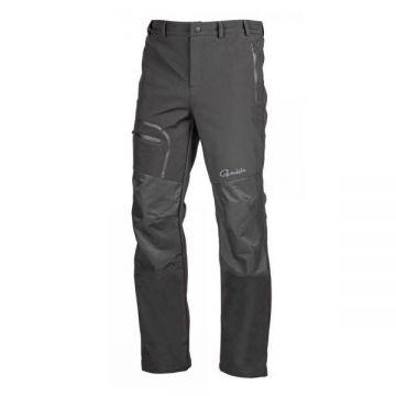 Gamakatsu G-Softshell Trousers zwart visbroek Xx-large
