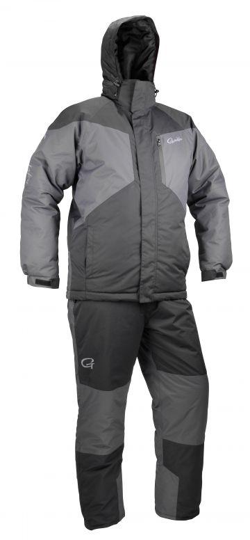 Gamakatsu G-Thermal Suit zwart - grijs warmtepak Large
