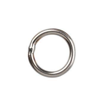 Gamakatsu Hyper Solid Ring NICKEL viswartel 4 100kg
