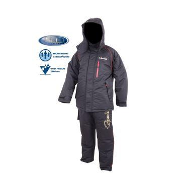 Gamakatsu Power Thermal Suit zwart warmtepak Medium