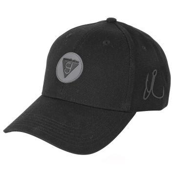 Gamakatsu Triangle Logo Cap zwart pet Uni