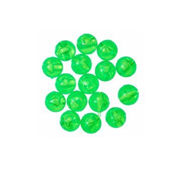 Gunki Carolina Kraal groen roofvis klein vismateriaal 6mm