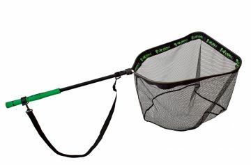 Gunki Clip Street 50x60 zwart - groen roofvis visschepnet 1m25