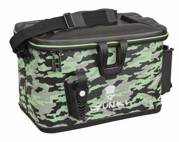 Gunki Safe Bag Edge 40 Hard camo roofvis roofvistas 40x26x26cm