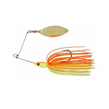 Gunki Spinnaker ORANGE FLUO YELLOW vislepel 7g