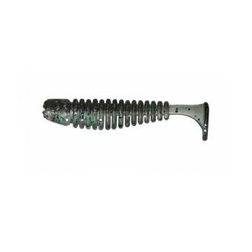 Gunki Tipsy-S green shiner shad 3.8cm