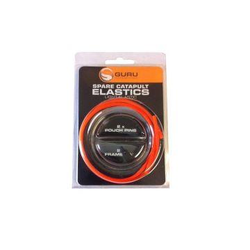 Guru Baiting Device 5 zwart - oranje viskatapult