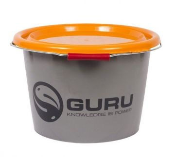 Guru Bucket 18Ltr gris - orange