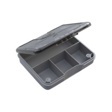 Guru Feeder Box Accessory Box 4 Compartiments gris