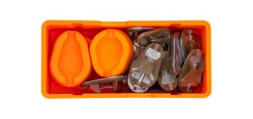 Guru Feeder Box Deep Insert orange