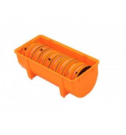 Guru Feeder Box Spool Insert oranje visdoos
