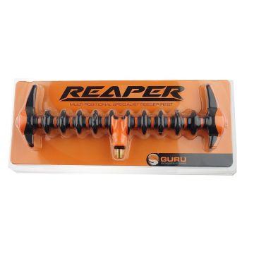 Guru Front Reaper Rest zwart - oranje hengelsteun