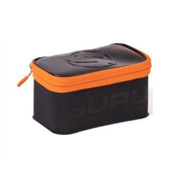 Guru Fusion 210 zwart - oranje foreltas witvistas