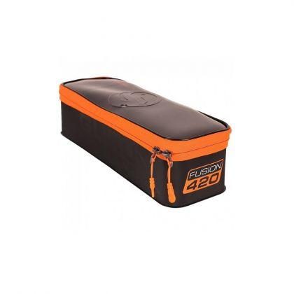 Guru Fusion 420 zwart - oranje foreltas witvistas