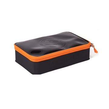 Guru Fusion 800 zwart - oranje foreltas witvistas