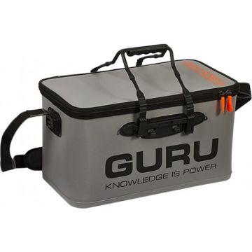 Guru Fusion Cool bag zwart - grijs foreltas witvistas