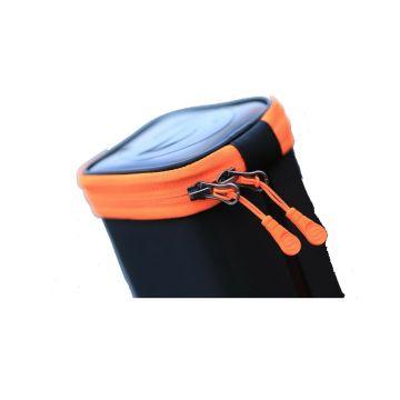 Guru Fusion Float 190 zwart - oranje foreltas witvistas