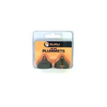 Guru Inline Plummets camo  60g