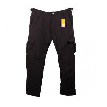 Guru Polar Match Kombats zwart - oranje visbroek X-large