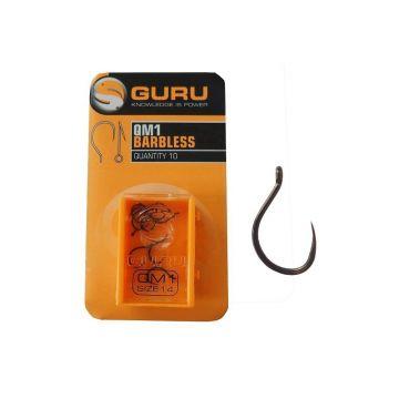 Guru QM1 grijs - zwart vishaak 10