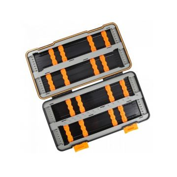 Guru Rig Case XL noir - orange