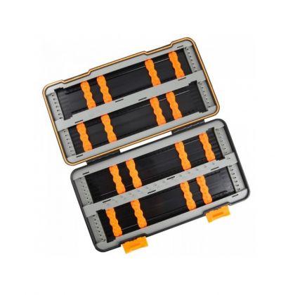 Guru Rig Case XL zwart - oranje visdoos