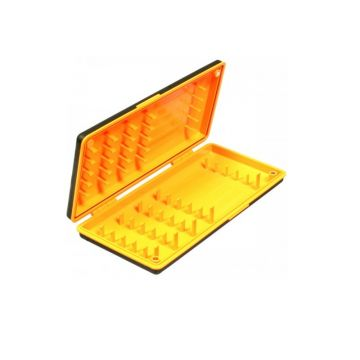 Guru Rig Case zwart - oranje visdoos