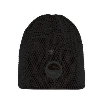 Guru Skullcap Black zwart muts Uni