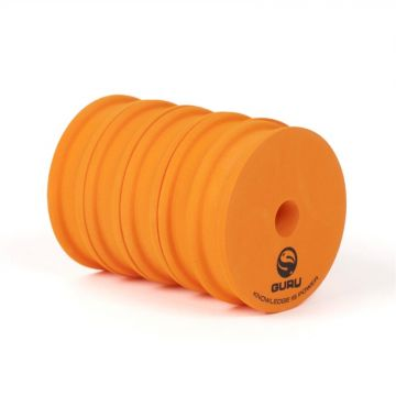 Guru Spare Spools For Rig Box orange