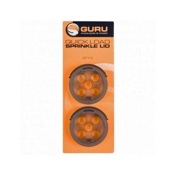 Guru Sprinkle Lids bruin - clear viskatapult Large
