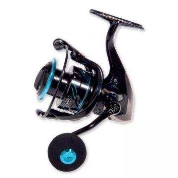 Hart ZEMTAX zwart - blauw zeevis zeemolen 2000