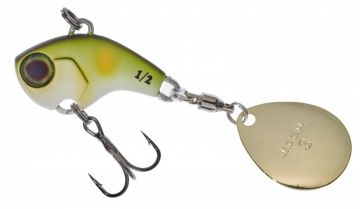 Illex Deracoup pearl ayu roofvis spinnerbait 14g