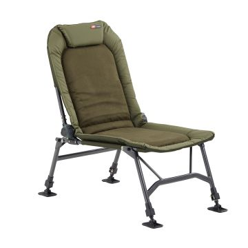 Jrc Cocoon Recliner Chair groen visstoel karperstoel