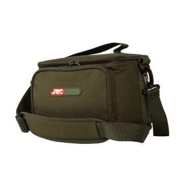 Jrc Defender Padded Camera Bag groen karper karpertas