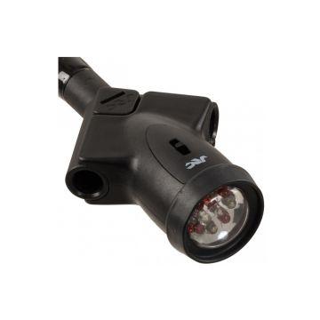 Jrc Extreme TX Landing Light Head Set zwart karper visschepnet