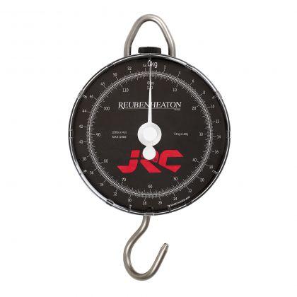 Jrc Reuben Heaton Scales 120lb zwart - zilver visweegschaal