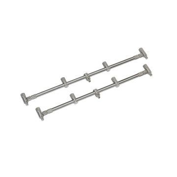 Jrc Stainless Buzzer Bar Set argent  4-rod