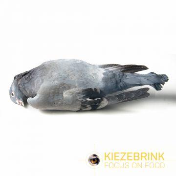 Kiezenbrink Diepvries Duif Per Stuk (enkel afhaling) wit - bruin - grijs voeding roofvogels