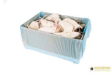 Kiezenbrink Grote Rat 250-350g 10kg (enkel afhaling) wit - grijs voeding roofvogels