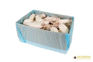 Kiezenbrink Regular Rat 150-250g 10kg enkel afhaling wit - bruin voeding roofvogels