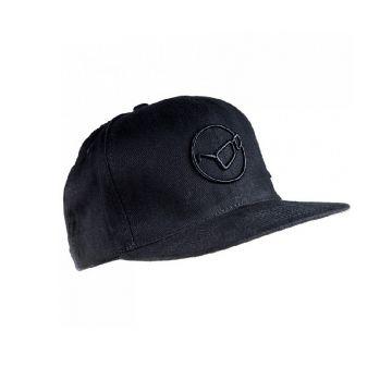 Korda Brockmann Cap zwart - groen pet Uni