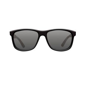 Korda Classics zwart - grijs viszonnenbril