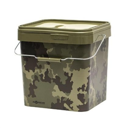 Korda Compac Bucket camo  17l