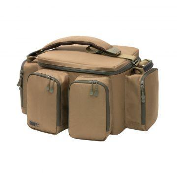 Korda Compac Carryall bruin - khaki karper karpertas Small