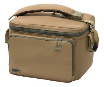 Korda Compac Cool Bag bruin - khaki karper karpertas Large