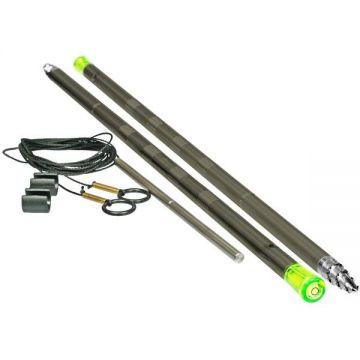 Korda Distance Sticks zwart - groen bankstick